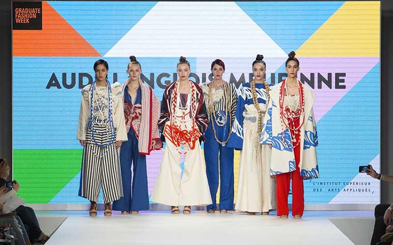 Graduate Fashion Week - LISAA 2016