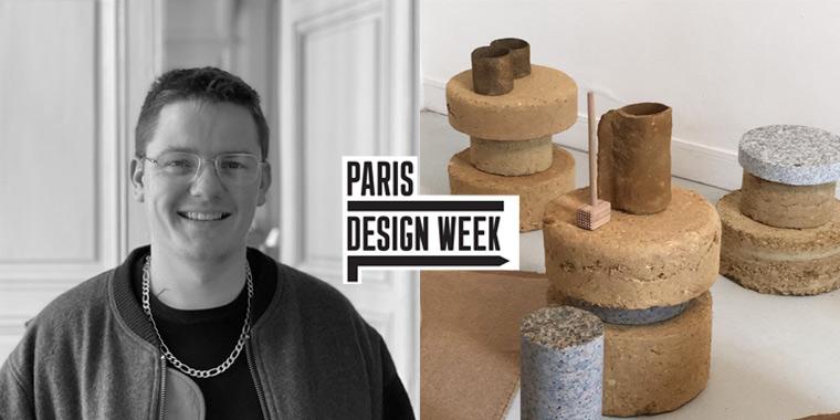 Vital LAine à la Paris design week