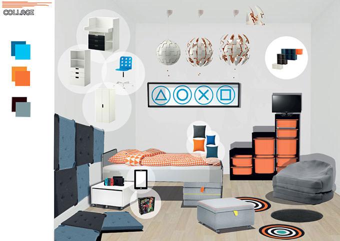 IKEA challenge for LISAA Bordeaux design students   LISAA