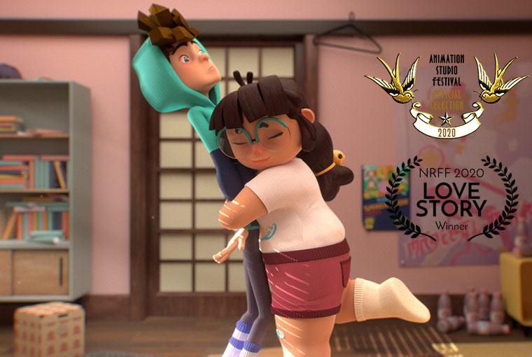 Drague & drop primé | LISAA Animation & Jeu vidéo Paris