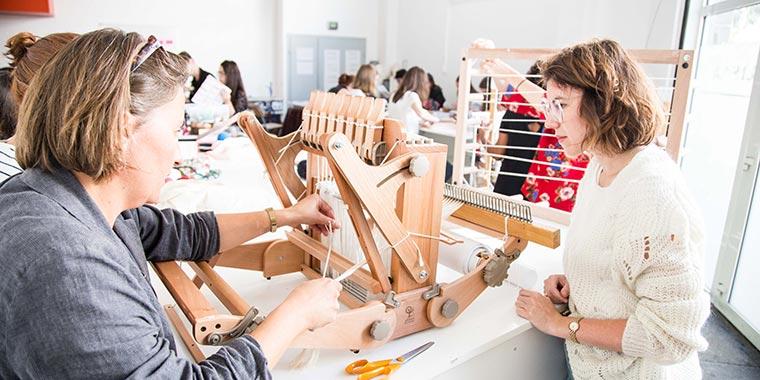 Atelier immersion arts appliqués - LISAA Nantes