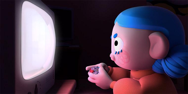 LISAA Paris Animation - projet étudiant Game Over