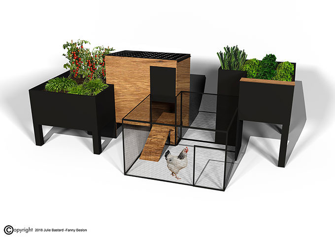 Urban agriculture, a new environmental design challenge at ...
