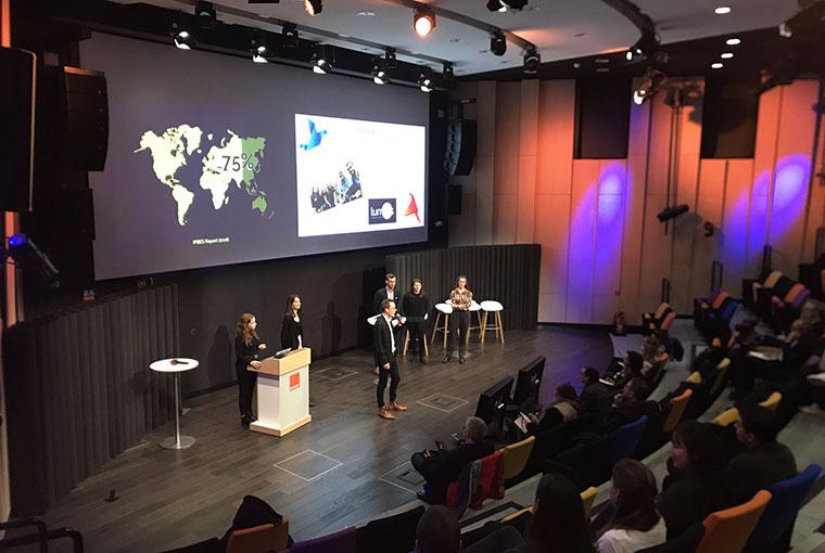 Challenge Nokia Orange 2019 : les étudiants de LISAA Rennes sortent finalistes