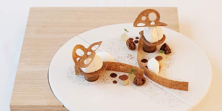 Championnat de France des dessert avec les étudiants de LISAA Rennes