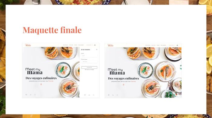 Start-up_UX Design_Meet my Mama
