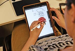 Inscrivez-vous en arts appliqués à LISAA hors Parcoursup !