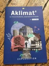 Revue Aklimat' LISAA x Sciences Po Rennes