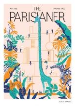 Alicia Rando - The Parisianer girafe