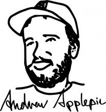 Andrew Applepie - Fett Music - partenariat LISAA Animation jeu vidéo