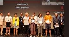 Emma Sanchez lauréate du concours Disney Art Challenge Festival d'Annecy