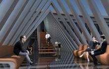 Lucas Gomes - Projet le Bon Marché - Archi design