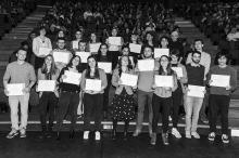 Remise de diplômes LISAA Animation & Jeu vidéo avec Emmanuel Forsans