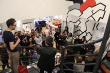 Partenariat Labonal x LISAA Strasbourg - Identité visuelle