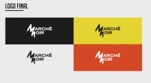 Marché Noir - Agence Les Louisettes constituée de Louise Bréard, Thibault Allain, Malaurie Le Drogo