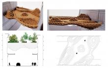 Maud Noizet - Projet le Bon Marché - Archi design