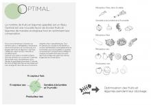 Projet Optimal, LISAA Nantes, Concours Design Zéro Déchet
