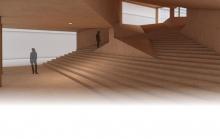 Zacharie Cagnato - Projet Pont habité - Archi design